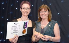 Coach honoured for energising students