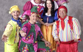 Plan ahead for pantomime