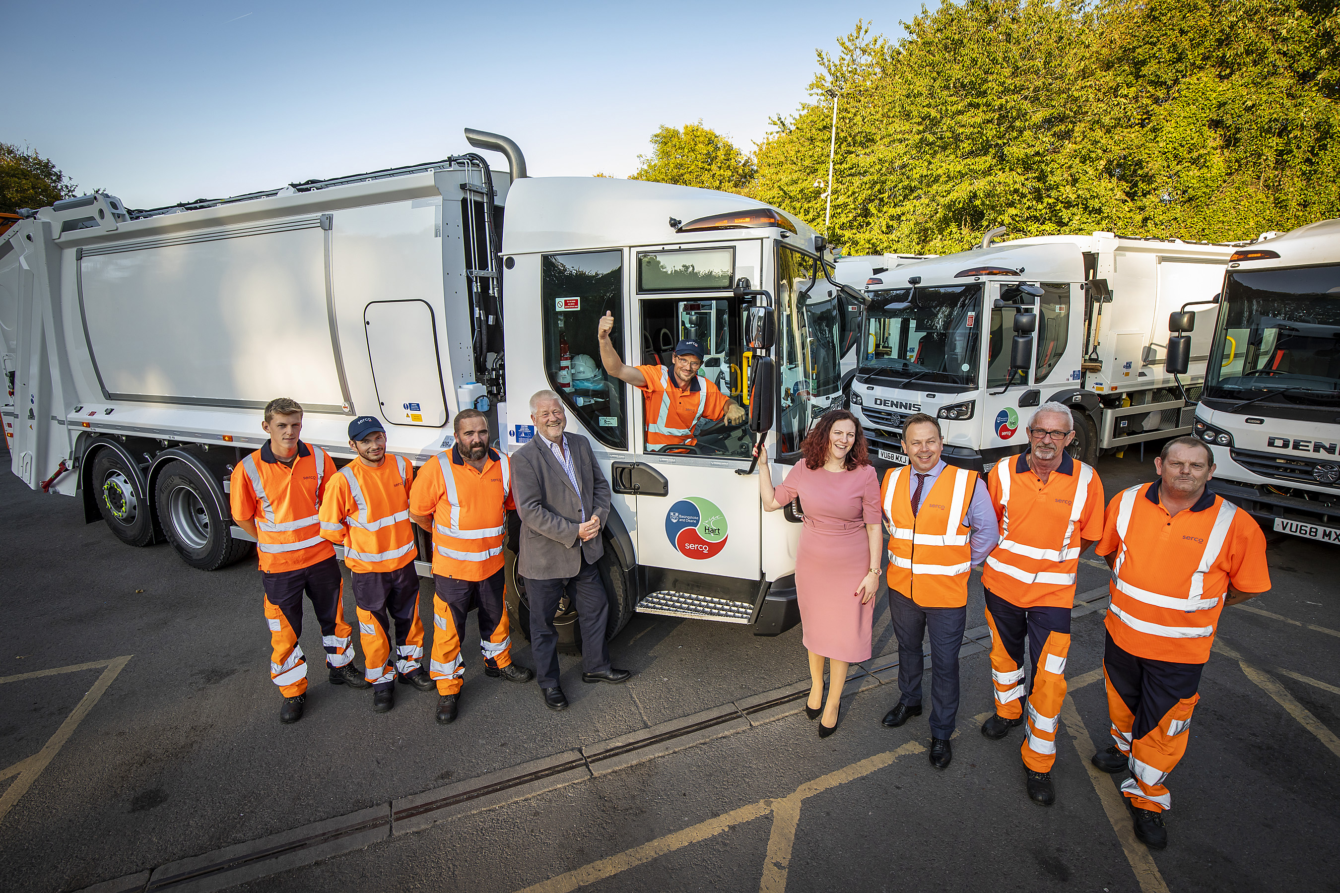 New £44 million waste contract for Local Business