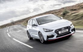 Hyundai – i30N 2.0 T-GDi – 250PS Petrol Manual    By Tony Yates