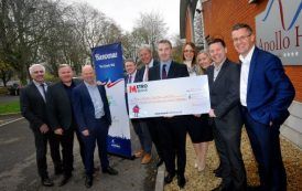 Charity hits £2million milestone with latest donation from Arkriders
