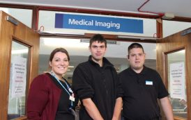 Hampshire hospitals sign up to Project Choice