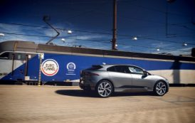 All-electric I-Pace proves its continental trip potential