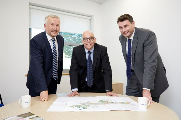 Duo boost strategic land buying team