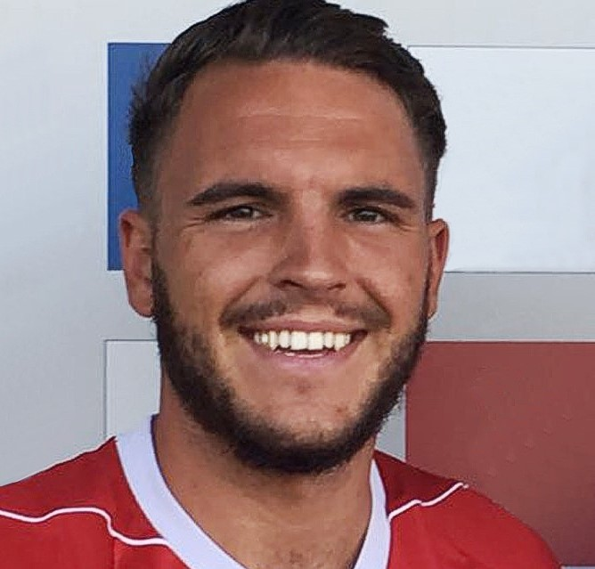 Local move for Striker Parker as he signs for the Row