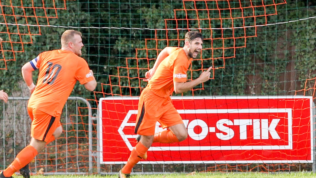Trio of goals not enough to secure points for Hartley Wintney