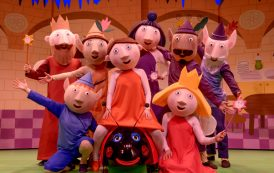 WIN tickets to Ben & Holly's Little Kingdom!