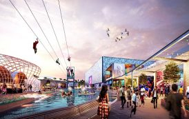 Legal challenge over leisure park plans exposed