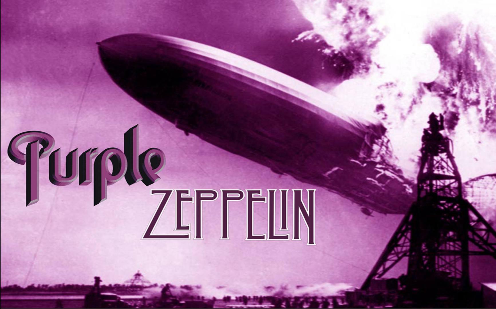 WIN tickets to Purple Zeppelin at  The Lights, Andover