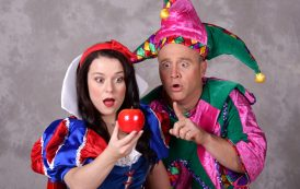 WIN family tickets to see Snow White and the Seven Dwarfs in Pantomime at The Anvil